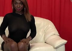 Order about black sheboy teases before masturbating