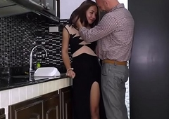 Fucking Ladyboy Nanny Close by get under one's Home