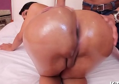 Candy botheration t-girl loves it hard