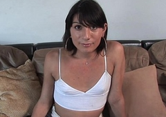 Casting tgirl beauty engulfing increased by jerking weasel words