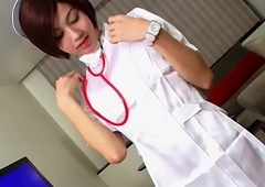 Transsexual Nurse Shuy Strokes