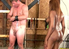 Consequent Engulfing Tranny Cock